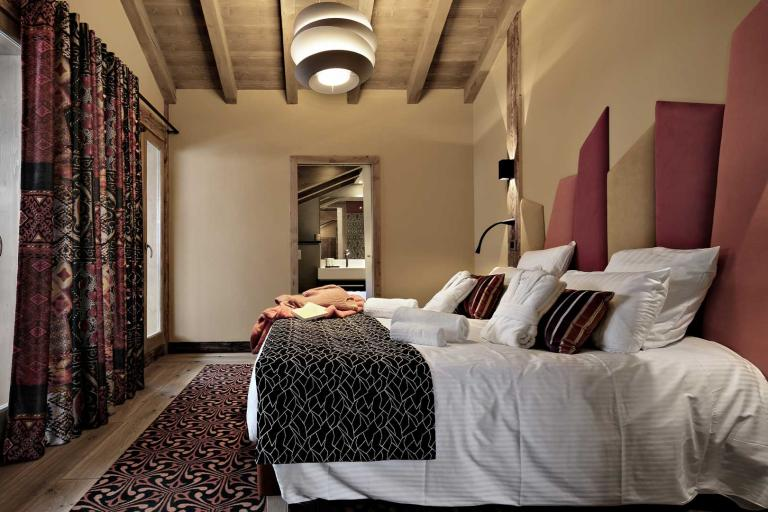 MGM | Chambre - ambiance Les Andes | Hôtel Alexane